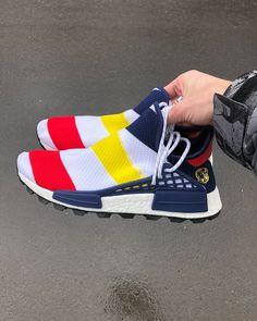 wholesale dealer 0659e 4c0ea Pharrell x adidas NMD Human Race Trail