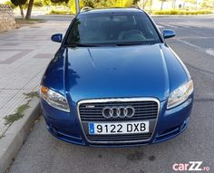 Audi A4, S Line, din 2006 Audi A4, Second Hand, Volkswagen, Toyota, Ford, Bmw, Vehicles, Car, Vehicle
