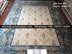 260L silk on silk carpet #carpet#rug#silkcarpet#silkrug