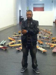 Lots of skatebroads