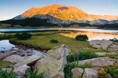 Pirin, Muratovo Lake. ©Evgheni Dinev