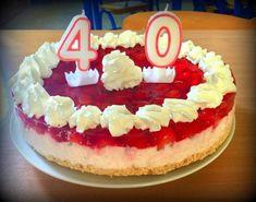 Gyors gyümölcsös torta Cheesecake, Desserts, Food, Tailgate Desserts, Meal, Cheese Cakes, Dessert, Eten, Cheesecakes