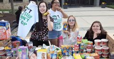 """""""We knew nothing about charities; we just saw all this food getting left behind."""" #PromotedPost"""