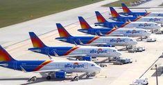 Aviation World, Aviation News, Allegiant Air, Allegiant Travel, Florida Resorts, Tax Refund, Flight Deck, Travel Companies, Summer Travel