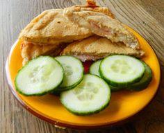 Paleo melegszendvics (tojásmentes / vegán változatban is) Cucumber, Sandwiches, Food And Drink, Vegetables, Breakfast, Ethnic Recipes, Tej, Sign, Google