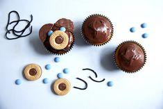 Bamsemuffins Marshmallows, Muffins, Cookies, Baking, Desserts, Food, Marshmallow, Crack Crackers, Tailgate Desserts