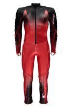 Spyder Boys Performance GS Race Suit: Volcano/Black