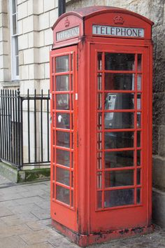 Phone Booth, England