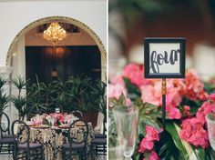 photography: Suzy Van Dyke // planning + design: Orange Blossom Special Events // venue: The Ebell Club, Long Beach, California // florals: Inessa Nichols // paper goods: Orange Blossom Special Events // hair + makeup: Meg O'Hare Beauty // band: No Vacancy Entertainment // vintage tabletop rentals: Vintage Table Co. // cake: Cakes by Rumy // rentas: La Tavola Linen // styling + wedding down design: Miss Tashina // rentals: Town & Country Event Rentals