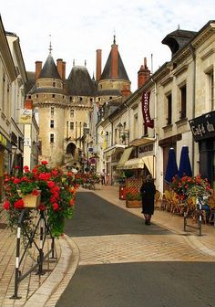 Brehemont ~ France.  This is one of the most charming towns I've ever seen  in Europe.  ASPEN CREEK TRAVEL - mailto:karen@aspencreektravel.com