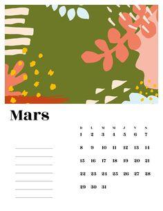 2020 abstract illustrations calendar | Etsy Print Calendar, Envelope, Stationery, Illustrations, Abstract, Paper, Prints, Etsy, Inspiration