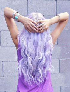 I know my teens are always wanting to do something crazy with their hair... lol... pastel lavender! I always say.. it is the one thing that will grow back out and you can always dye it again a different color... so have fun... or buy a fun wigs!