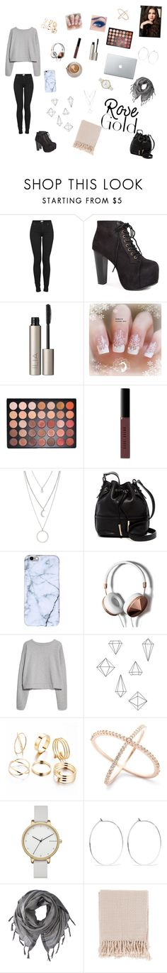 """""""På cafe med bedste veninde ❤"""" by explorer-14424277394 ❤ liked on Polyvore featuring Twist & Tango, Ilia, Morphe, Bobbi Brown Cosmetics, Forever 21, French Connection, Abercrombie & Fitch, MANGO, Umbra and Skagen"""