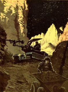The Space Art of Jack Coggins