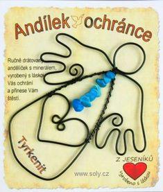 Drátovaní andělé dekorace balený dárek Washer Necklace, Jewelry, Horoscope, Jewlery, Jewerly, Schmuck, Jewels, Jewelery, Fine Jewelry