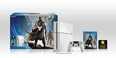 Make it a Xmas to remember! [and a Boxing Day you're husband will completely forget] This is the all-white PS4 [which looks pretty damn swish an an object d'art] and comes with Destiny + a controller + a PSN value card. Guaranteed winner.