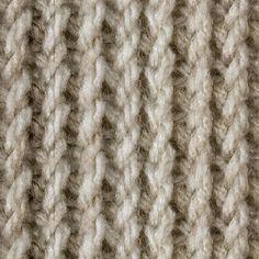 Ttks Tunisian Twisted Knit Stitch from My Tunisian Crochet: Basic Stitches