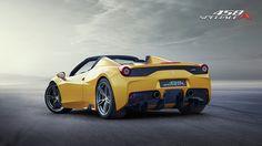 458 Speciale A - Ferrari GT - es-ES