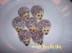Zobrazit detail - Recept - Vánoční ježci