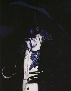 Penguin - Batman Returns ... by far the most disturbing.
