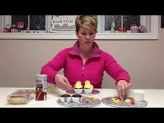 Homemade High Heel Cupcakes [Video Tutorial]
