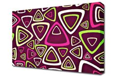 Bumper Car Triangles http://www.the-canvas-art-shop.co.uk/products/BUMPER-CAR-TRIANGLES-672176.aspx