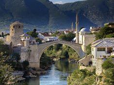 Ponte di Mostar - Mostar