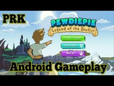 PewDiePie: LEGEND OF THE BROFIST Gameplay on Android / Partida de PewDiePie... - YouTube #androidgame #android #PewDiePie #mobile #gaming #galaxys6 #s6edge