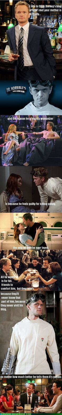 HIMYM/ Dr. Horrible