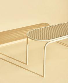 simplicity in pastel ! ROLL Collection by Studio Verena Hennig
