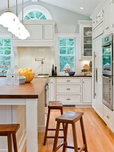 Kitchen White Design, Pictures, Remodel, Decor and Ideas - page 12