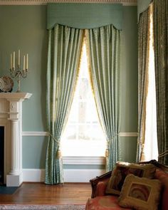decorative- cornices-swags- valances