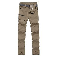 Men's Summer 2018 Quick Dry Hiking Pants For Trekking Camping & Outdoo – Miltact.com