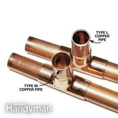 The pros and cons of thicker and thinner copper pipe