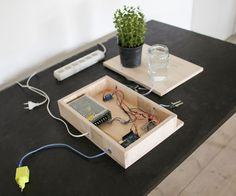 This Instructable will explain how to make a plant watering system powered by Arduino. Each of the components is specified with a link to where they can be purchased online. The process of making the system will be detailed step-by-step from the hardware to the code.