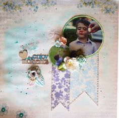 A layout with my little son who really enjoys chasing bubbles!!<3. This is my participation to http://www.scrapsnpiecesgr.blogspot.gr/2016/03/march-challenge.html and http://craftylifechallenges.blogspot.gr/2016/03/march-2016-challenge.html (chipboards-mists-flowers)