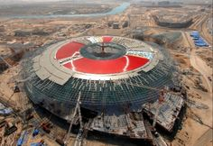 Ferrari World Abu Dhabi, Shed, Fair Grounds, Architecture, Travel, Google Search, Interior, Arquitetura, Viajes