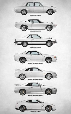 Nissan Skyline GTR Evolution by Zapista OU