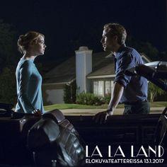 Mia: Ehkä en ole tarpeeksi hyvä. Sebastian: Kyllä olet. Mia: Ehkä en! Ehkä se on vain haave. Sebastian: Tämä on unelmasi! Konflikteja ja kompromisseja ja tosi jännittävää.  Kuuden Oscarin LA LA LAND elokuvateattereissa nyt ✨          @NordiskFilmFi