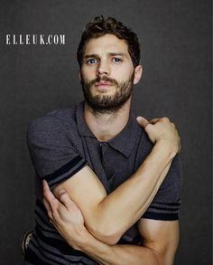 Meet Christian Grey: Jamie Dornan exclusive | Fashion, Trends, Beauty Tips & Celebrity Style Magazine | ELLE UK