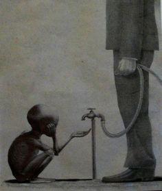 Capitalismo... câncer da humanidade!