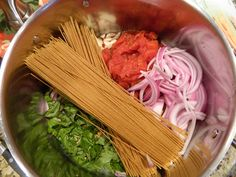 Baking with Love: One Pot Tomato Basil Pasta