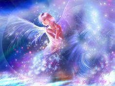 Ángeles...El Nacimiento del Ángel