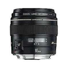Buy the Canon EF 85mm f/1.8 USM Lens from Jessops