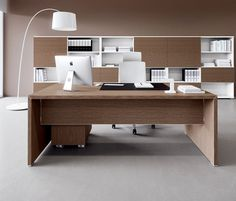 Individual desks | Workstations | York Managerial line 01 | DVO. Check it on Architonic