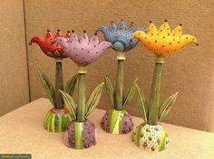 Оригинальные керамические изделия Натальи Соц