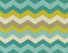 Waverly Sun N Shade Outdoor Fabric- Panama Wave Poolside