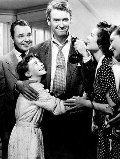 """Jimmy Stewart in """"The Jackpot"""" (1950)"""