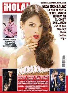 En ¡HOLA!: Eiza González, la nueva novia de Hollywood, triunfa en el cine y en el amor