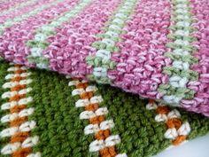 Nighty Night Crochet Pattern Baby Blanket by CrochetByDarleen, $4.50